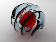 3D Glass Imaginations Wallpapers 366408107965940