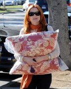 Nov 24, 2010 - Marcia Cross - Out n about in Brentwood F5a915108356303