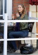 Nov 26, 2010 - Elizabeth Berkley - The Urth Cafe in Beverly Hills F1871a108483208