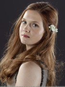 Bonnie Wright - New Deathly Hallows promo - HQ x1