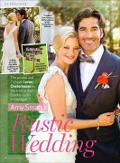 Amy Smart-Wedding Pictures from US Weekly September 2011
