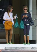 Ashley Tisdale-Out in Studio City with Haylie Duff September 24th 2011