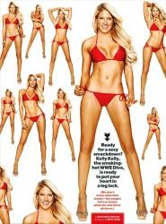 Барби Бланк (Келли Келли), фото 304. Barbie Blank (Kelly Kelly) Maxim (US) - December 2011*Scan, foto 304,