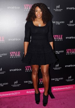 Serena Williams @ 2011 Hollywood Style Awards in Hollywood November 13, 2011 HQ x 1