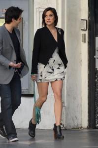 Джессика Строуп, фото 972. Jessica Stroup Set of 90210, LA - 22.11.2011, foto 972