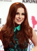 Лена Майер-Ландрут, фото 726. Lena Meyer-Landrut 1Live Krone Awards in Bochum, 08.12.2011, foto 726