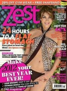 Elizabeth Hurley - Zest Magazine