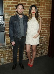 Лили Олдридж, фото 365. Lily Aldridge - HBO's 'Eastbound & Down' Season 3 Premiere in LA (Feb. 9), foto 365