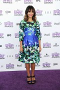 Рашида Джонс, фото 449. Rashida Jones 2012 Film Independent Spirit Awards in Santa Monica - February 25, 2012, foto 449