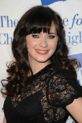 Зуи Дешанель, фото 1728. Zooey Deschanel Alliance For Children's Rights Annual Dinner in Beverly Hills - March 1, 2012, foto 1728