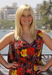 Риз Уизерспун, фото 4927. Reese Witherspoon 'This Means War' Press conference in Rio de Janeiro - 09.03.2012, foto 4927