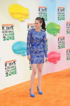 Kids' Choice Awards 2012 75de04182610325
