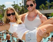AnnaLynne McCord and Kellan Lutz: Birthday Party Pals 1d341289070701