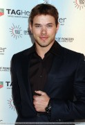 More pics of Kellan Lutz at the TAG Heuer Odyssey of Pioneers Party 63446e91187492