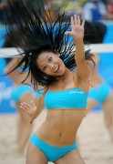 Sexy Cheerleaders Beachvolley various events 37 HQ
