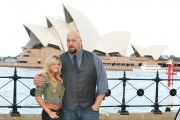 Kelly Kelly-Australia Opera House Photoshoot