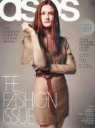 Bonnie Wright - ASOS magazine