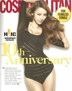 Hyori Lee - Cosmpolitan Korea September 2010
